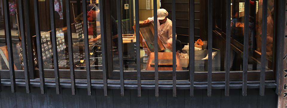湯本坂の炭酸煎餅